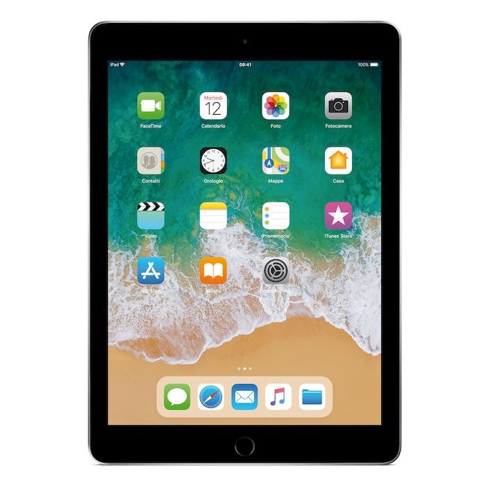 APPLE iPad 6TH Space Grey