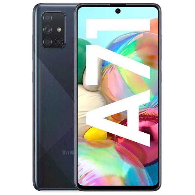 SAMSUNG Galaxy A71 Black